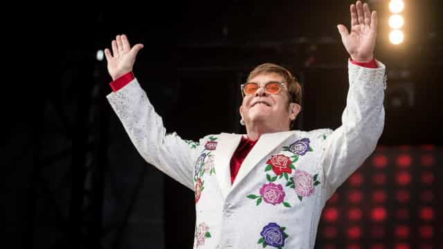 Music icon Elton John is turning 72