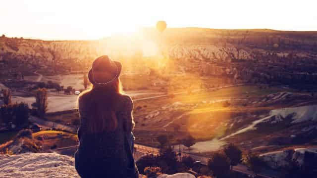 Maailman parhaat paikat auringonnousun katseluun