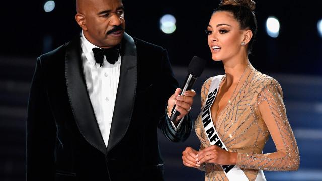 Miss Universe leert vrouwen het belang van zelfverdedigingstraining