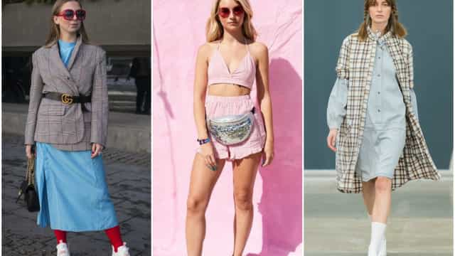 Fanny Pack, Mom-Jeans & Co.: 10 Mode-Trends zum Lieben oder Hassen