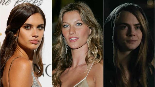 37 modeller som ble skuespillerinner