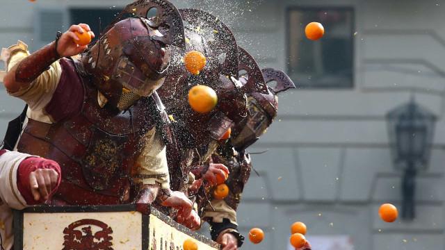 Carnevale di Ivrea: dove finiscono tutte quelle arance?