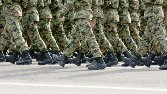 Tähdet, jotka ovat palvelleet armeijassa