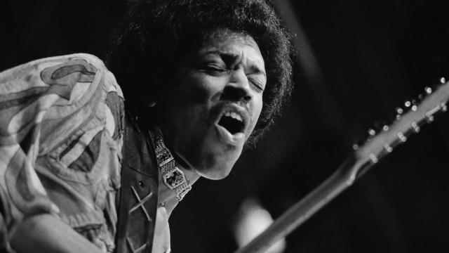 Jimi Hendrix: sa vie, ses mots