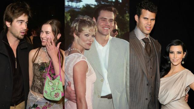 역대 최고로 짧은 결혼생활을 한 헐리우드 커플들