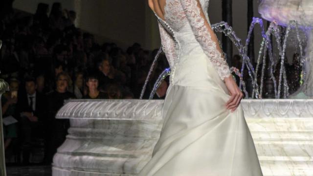 Brautkleid bleibt Brautkleid: Die Trends 2018