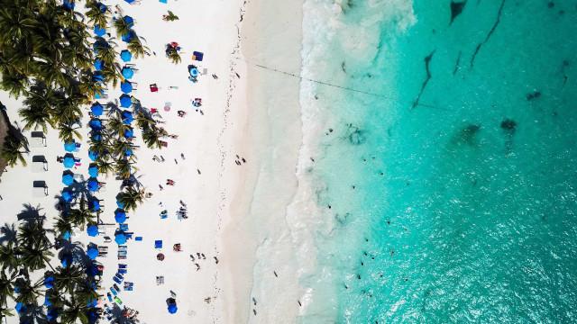 México por tierra, mar y aire
