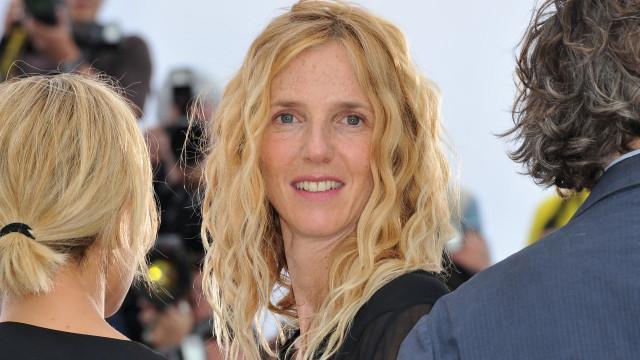 Sandrine Kiberlain, l'amie des stars de cinéma, a 51 ans