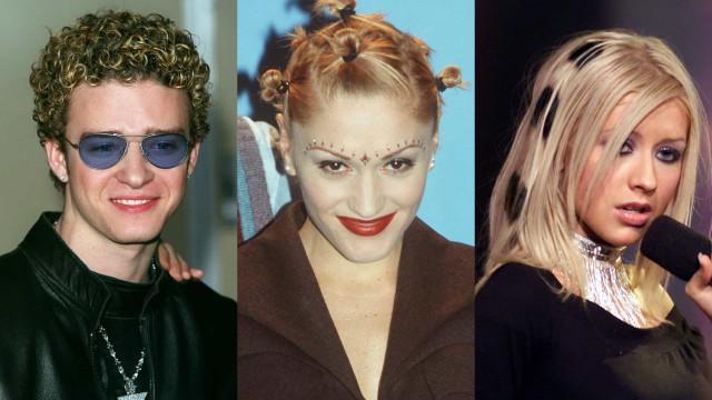 Viaje a los 90: ¡los peores peinados de la época!