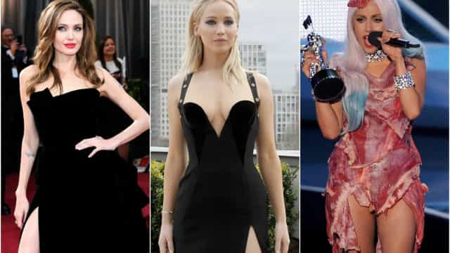 Hollywood's most outrageous and controversial outfits