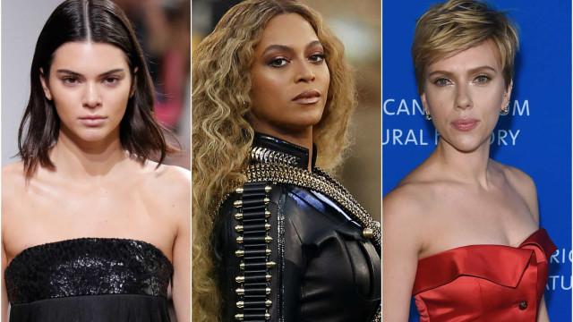 Beroemdheden onthullen onzekerheden over hun lichaam