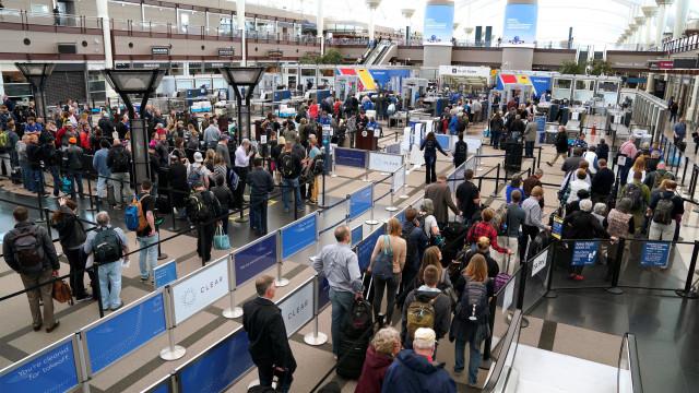 De 30 största flygplatserna vi världen