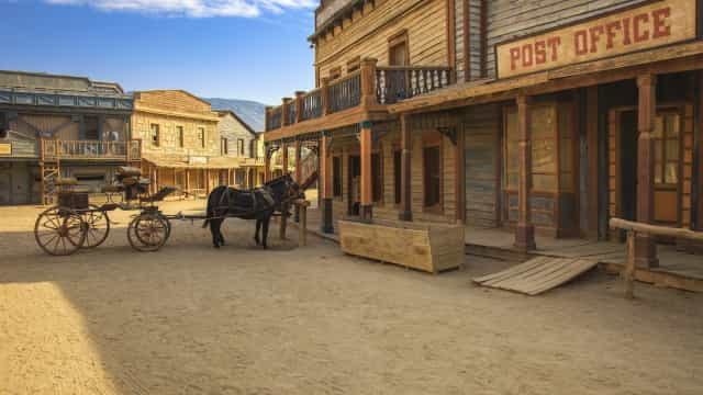 This town is the real-life version of 'Westworld'