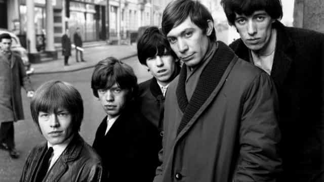 The early days of the Rolling Stones