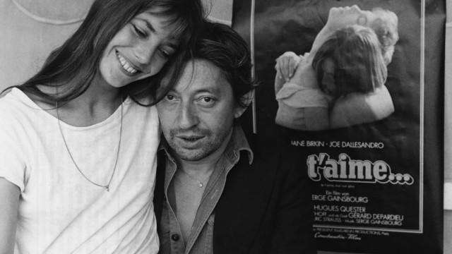 Serge Gainsbourg: ses collaborations les plus mythiques