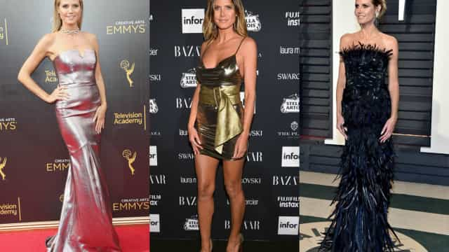 A history of Heidi Klum's greatest looks