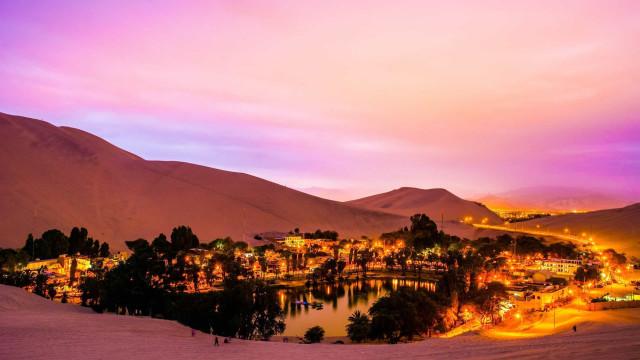 Huacachina: le dernier oasis d'Amérique