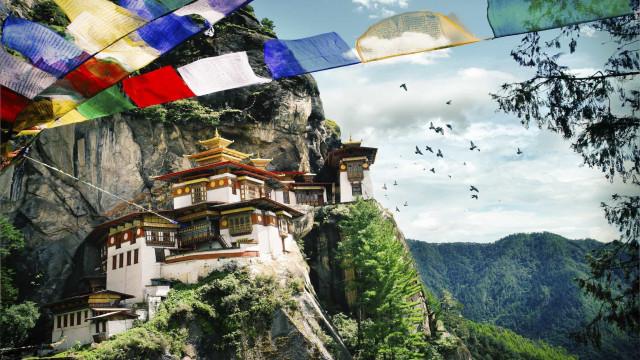 Upptäck det mystiska kungariket Bhutan