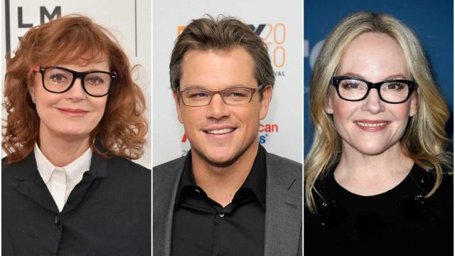 Red Carpet: os famosos que não dispensam os óculos de grau