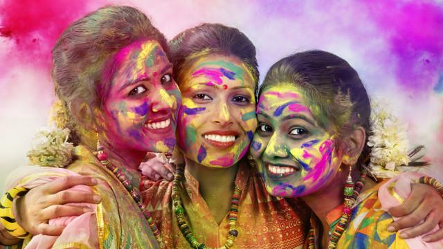 홀리축제 : 인도에서 가장 화려한 축제