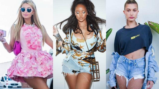 Estilo: veja os melhores looks de verão das celebridades