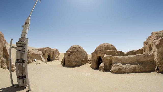 Matmata: Den tunesiske landsby fra Hollywood