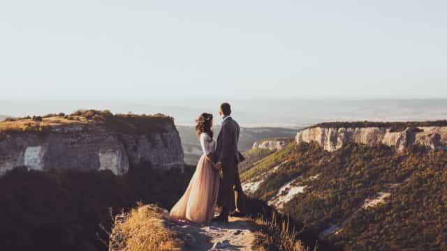 The world's most unique wedding venues