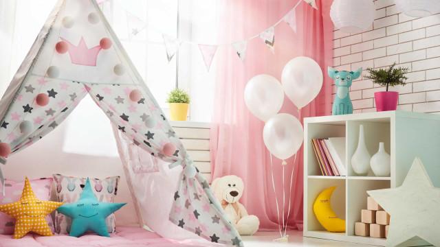 ¡Convierte el cuarto de tus hijos en un rincón mágico!