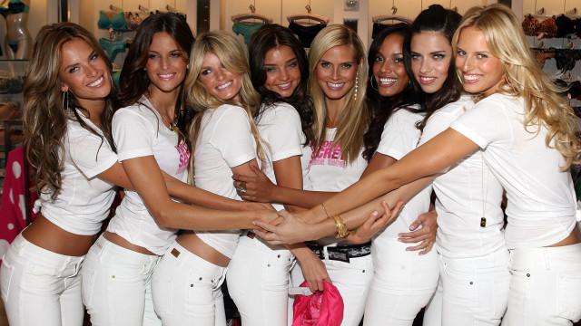 Diese deutschen Supermodels liefen schon für Victoria's Secret!