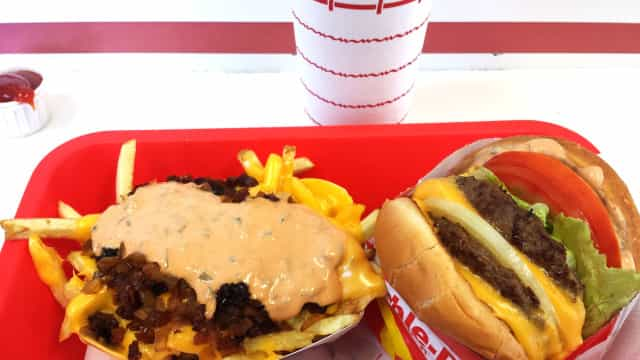 In-N-Out Burger held a pop-up in Australia
