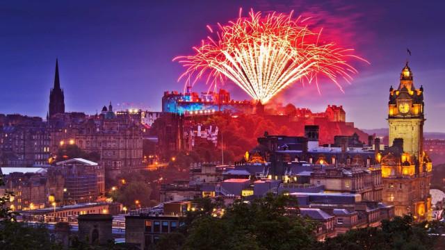 Edinburgh: Storbritanniens vackraste stad
