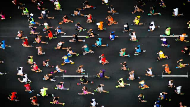 Die Top-Destinationen für Marathonläufer