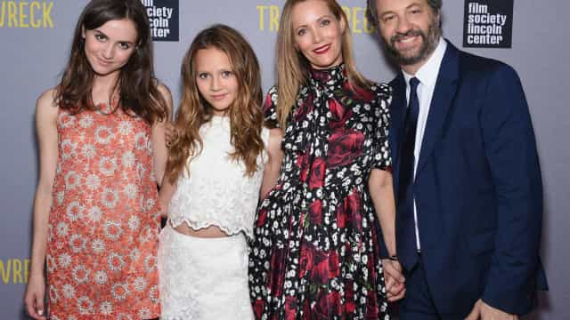 It runs in the family: Hollywood parents and kids on-screen together