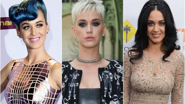 La evolución del estilo de Katy Perry