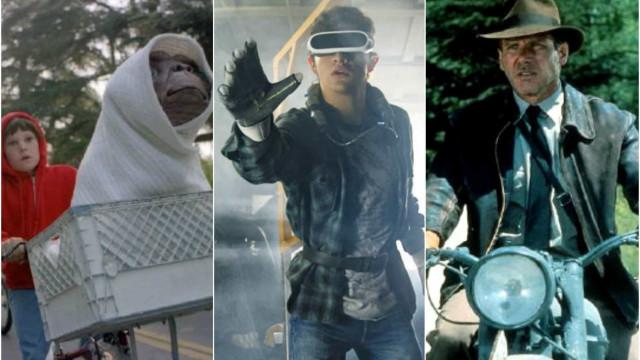 Die besten Filme von Steven Spielberg