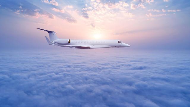 Über den Wolken: Diese Stars haben ihr eigenes Flugzeug