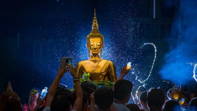 Songkran, el festival de Año Nuevo en Tailandia