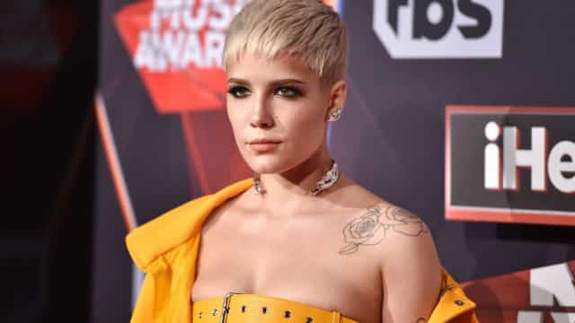 Halsey and other celebs raising awareness about mental health