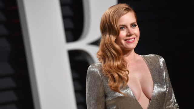 Amy Adams, la rousse la plus stylée d'Hollywood
