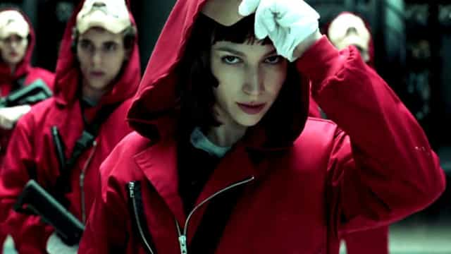 Netflix anuncia que 'La Casa de Papel' terá mais temporada