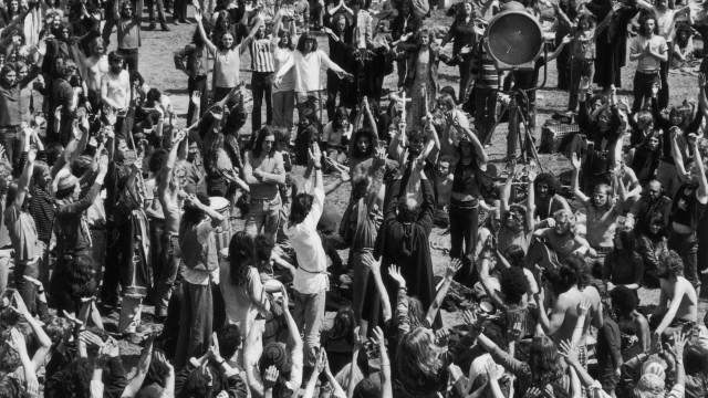 50 Jahre Musikfestivals: Eine Geschichte in Bildern