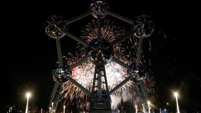 L'Atomium a 60 ans!