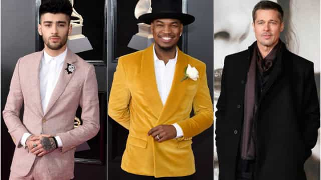 Estilo e elegância de homens famosos para inspirar seu look