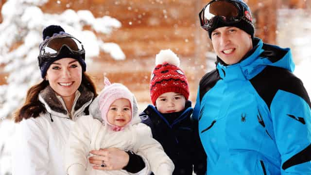 Thirty times royal babies ruled cuteness