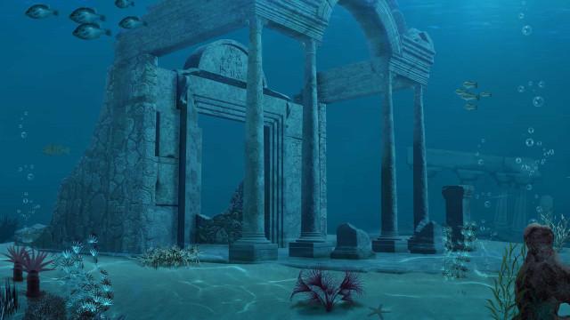 La citée perdue de l'Atlantide: faits ou fiction?