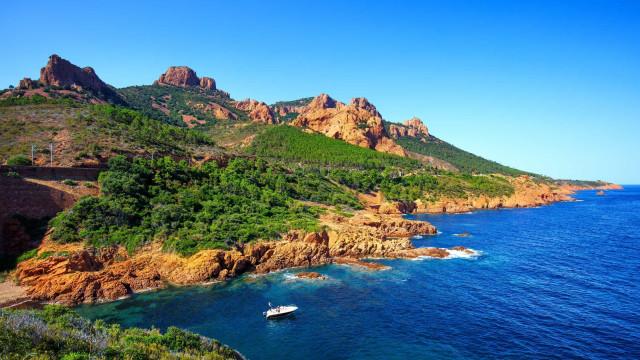 Les trésors de la Côte d'Azur en images