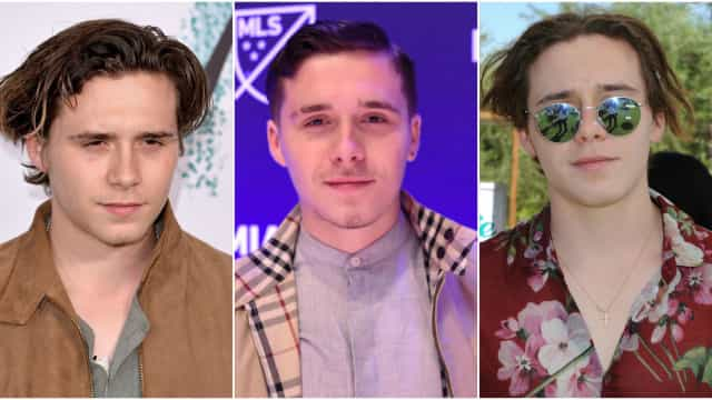 The unique style of Brooklyn Beckham