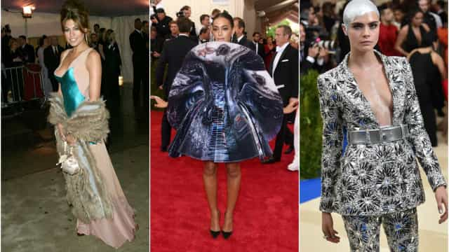 From plain to posh: The evolution of Met Gala style through the years