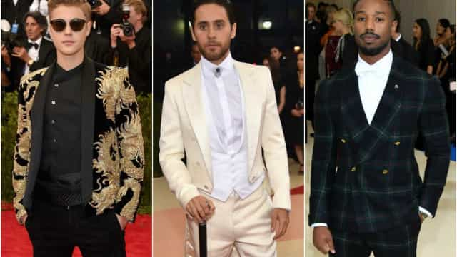 The most memorable Met Gala men's fashion looks in recent years
