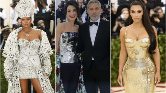 MET Gala 2018: ¡descubre los looks temáticos del evento!